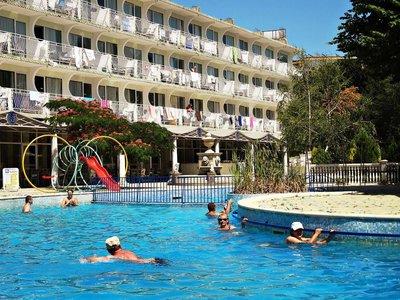 Отель Dana Park 2* Золотые пески Болгария