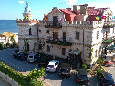 Отель Замок Венеции 3* Бердянск Украина
