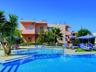 Отель Alexandros Apartments 3* о. Крит – Ханья Греция