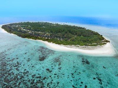 Отель Furaveri Island Resort & Spa 5* Раа Атолл Мальдивы