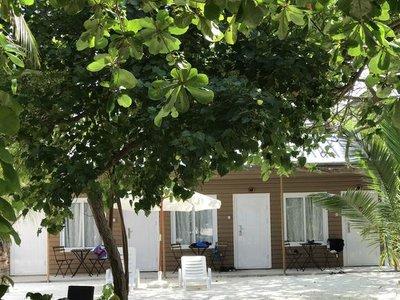 Отель LVIS Blancura Hotel 4* Баа Атолл Мальдивы