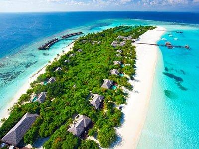 Отель Noku Maldives 5* Нуну Атолл Мальдивы