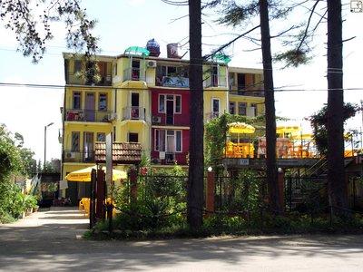 Отель Edemi 2* Уреки Грузия