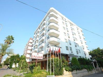 Отель Suite Laguna Hotel 3* Анталия Турция