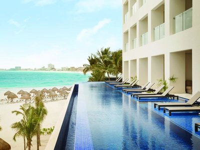 Отель Hyatt Ziva Cancun 5* Канкун Мексика