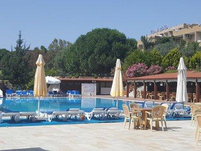 Отель Pigale Family Club 3* Кушадасы Турция