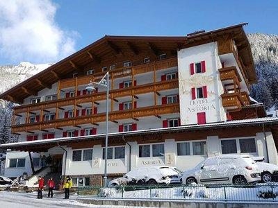 Отель Astoria Hotel 4* Канацея Италия