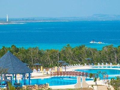 Отель Blau Costa Verde Plus 4* Ольгин Куба