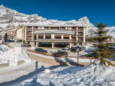 Отель Europa Hotel 4* Червиния Италия