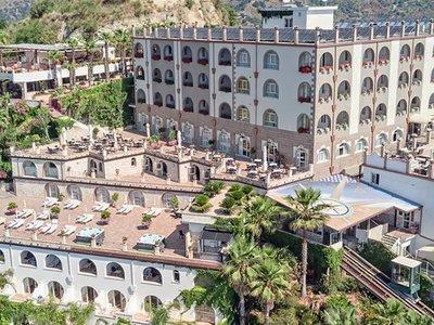 Отель Antares Olimpo 4* о. Сицилия Италия