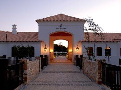 Отель  Pine Cliffs Residence a Luxury Collection Resort, Algarve 5* Алгарве Португалия