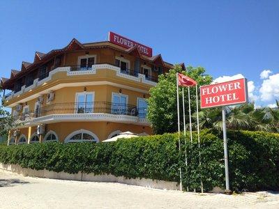 Отель Flower Hotel 3* Кемер Турция