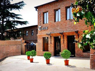 Отель Tiflis Hotel 3* Тбилиси Грузия