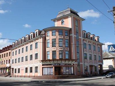 Отель Дежа Вю 4* Бердичев Украина
