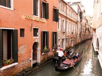 Отель Bella Venezia 4* Венеция Италия