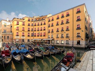 Отель Albergo Cavalletto & Doge Orseolo 4* Венеция Италия