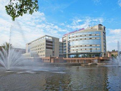 Отель Mercure Липецк Центр 4* Липецк Россия