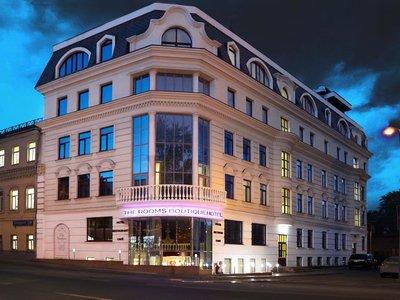 Отель The Rooms Boutique Hotel 5* Москва Россия