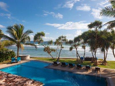 Отель Mosvold Villa 4* Галле Шри-Ланка