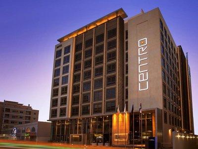 Отель Centro Capital Doha – By Rotana 4* Доха Катар