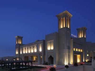 Отель Grand Hyatt Doha Hotel & Villas 5* Доха Катар