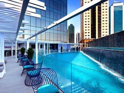 Отель W Doha Hotel & Residences 5* Доха Катар