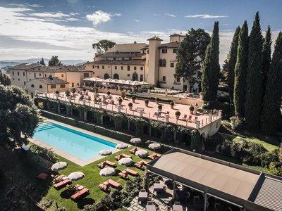 Отель Castello Del Nero Hotel & Spa 5* Флоренция Италия