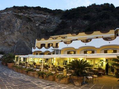 Отель Conte 3* о. Искья Италия