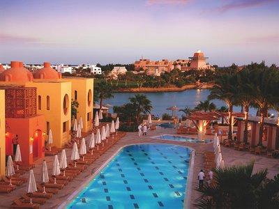 Отель Steigenberger Golf Resort 5* Эль-Гуна Египет
