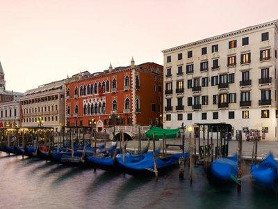 Отель Danieli 5* Венеция Италия
