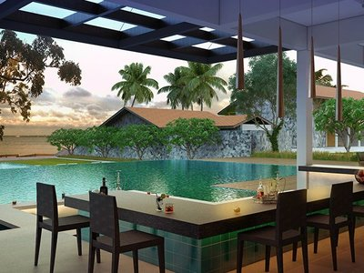 Отель Arie Lagoon 4* Негомбо Шри-Ланка