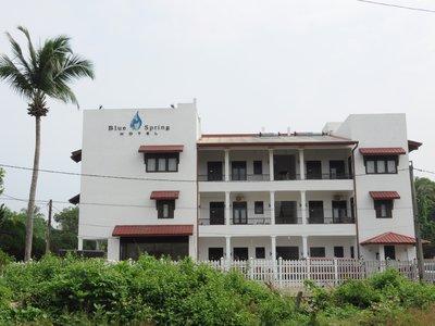 Отель Blue Spring Hotel 3* Ваддува Шри-Ланка