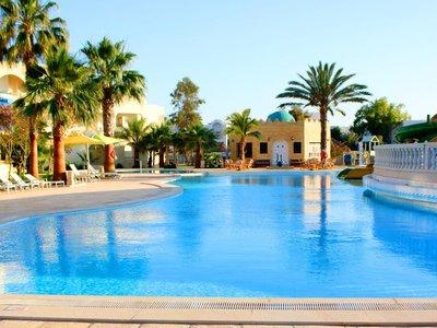 Отель Ksar Djerba 3* о. Джерба Тунис