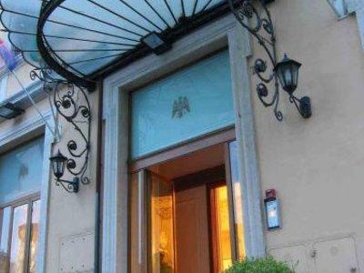 Отель Gallia 4* Рим Италия