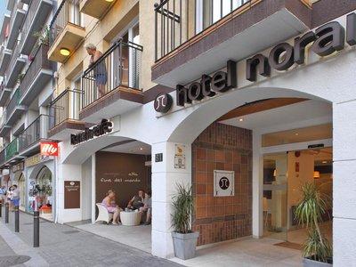 Отель Norai Hotel 2* Коста Брава Испания