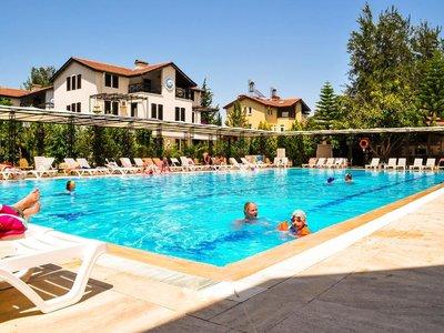 Отель Belkon Hotel 4* Белек Турция
