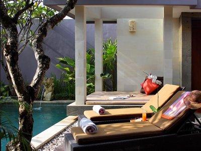 Отель Aria Exclusive Villas & Spa 5* Семиньяк (о. Бали) Индонезия