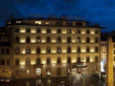 Отель Grand Hotel Baglioni 4* Флоренция Италия