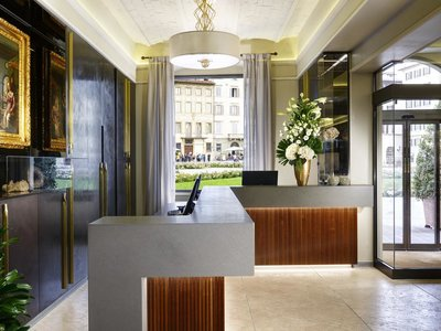 Отель Grand Hotel Minerva 4* Флоренция Италия