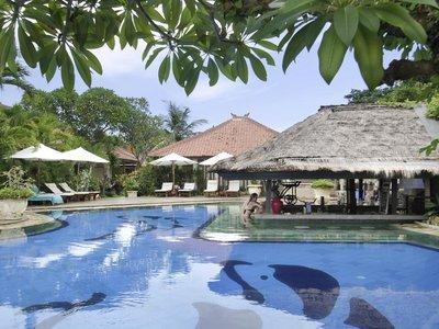 Отель COOEE Bali Reef Resort 4* Нуса Дуа (о. Бали) Индонезия