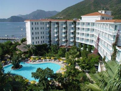 Отель Tropical Beach Hotel 4* Мармарис Турция