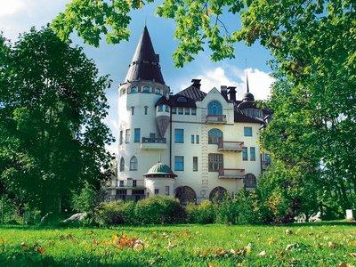 Отель Cumulus Resort Imatran Valtionhotelli 4* Иматра Финляндия