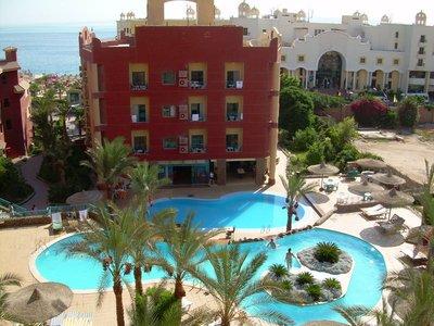 Отель Sun & Sea Hotel 3* Хургада Египет