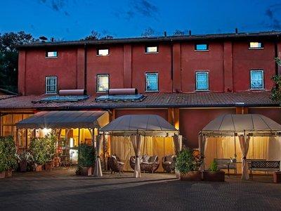 Отель Antico Casale 2* Рим Италия