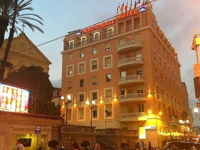 Отель Best Western Nazionale Hotel 4* Сан Ремо Италия