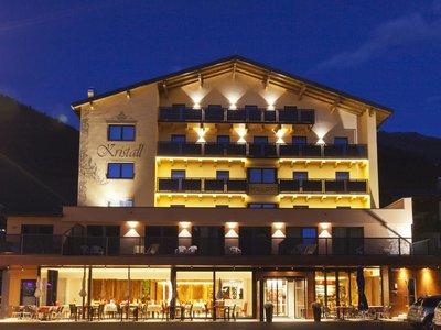 Отель Kristall 3* Наудерс Австрия