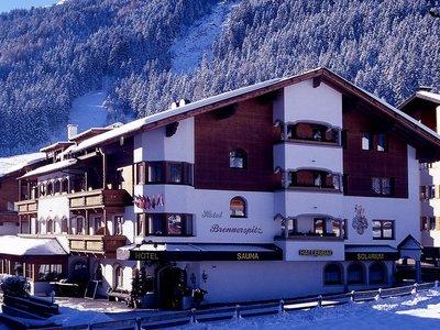 Отель Brennerspitz Hotel 4* Нойштифт Австрия