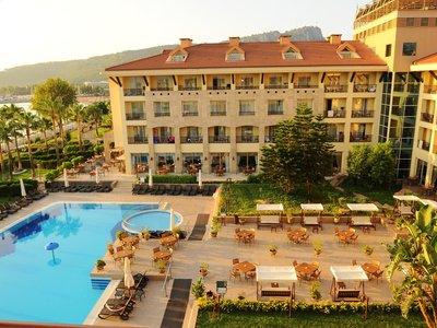 Отель Fame Residence Kemer & Spa 5* Кемер Турция