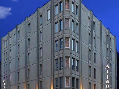 Отель c-hotels Atlantic 4* Милан Италия
