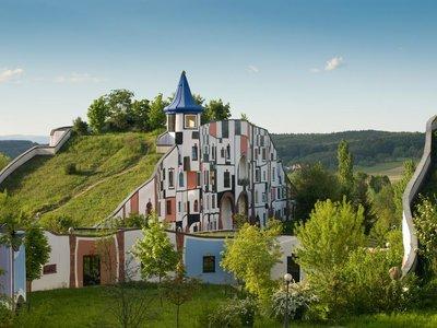 Отель Rogner Bad Blumau 4* Грац Австрия